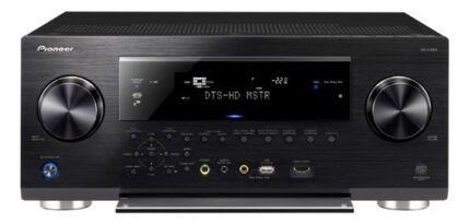 Pioneer SC-LX85 9.2 AV receiver with Mirage Omnisat speakers