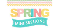 THIS WEEKEND ONLY! SPRING MINI SESSIONS!