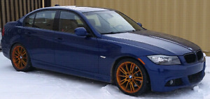 2009 bmw 335i twin turbo M package
