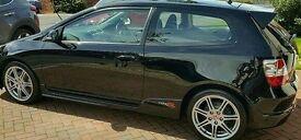 Honda civic type r low miles full history AC