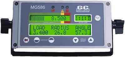 Greer Mg586 Display Brand New Full Warranty Crane Indicator Terex A450604