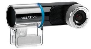 Creative Labs Live!® Ultra 5MP, 1280 x 960 Pixels, USB Web Camera