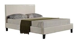 White Double Bed ***BRAND NEW***