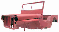 JEEP BODY KITS VINTAGE 1942-71 MB M38 M38A1 CJ2A CJ3A CJ3B CJ5-8