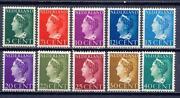 Briefmarken Niederlande