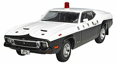 *PREMIUM X 1/43 Ford Mustang Mach 1 Tochigi prefectural police finish From japan