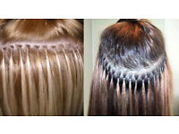 Hair Extensions - Micro ring - Tape-in & Fusion Bond - Book Now