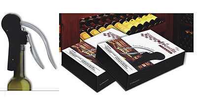 Unique Wine Power Opener – Lever Model AUS15 wine accessories