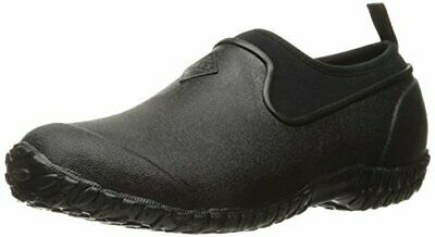 Muck Boot Women's Muckster 2 Low Garden Shoe Rain Boot Black 5 US New