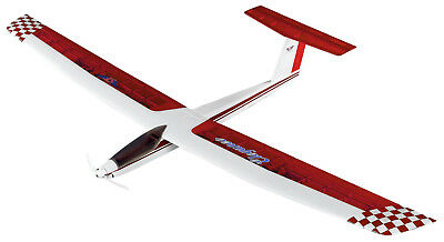 RC 2m 2000 mm Balsa Elektrosegler SFM HAWK Glider Motorsegler E-Segler ARF EP30T