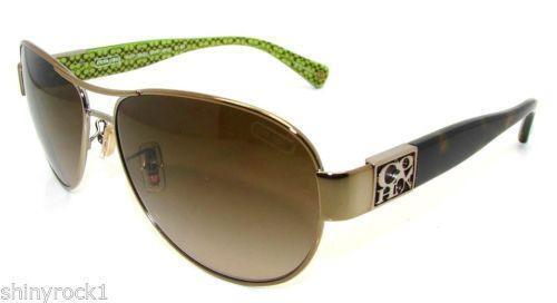 69e097bba346 Coach Charity Sunglasses | eBay