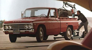 Wanted: 1971-1975 era Ford Courier/Mazda B-series