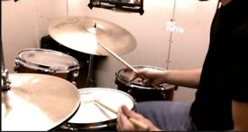 Experienced music teacher available for drums lessons!
