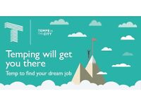 ALL LONDON TEMP JOBS - REGISTER and APPLY NOW!!