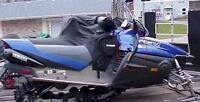 Pièces de motoneiges Yamaha usagées