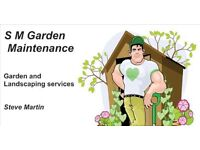 S M Garden Maintenance Call , Txt or Email for free Quote !!!