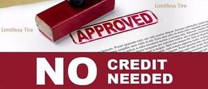 TIRES AND RIMS FINANCING 100% APPROVED NO CREDIT CHECK!