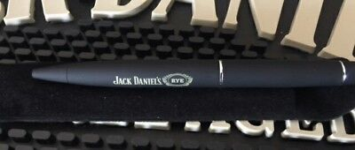 Jack Daniels Barrel Aged Rye Limited Edition Fine Writers Ink Pen with Sleeve for sale  Houston