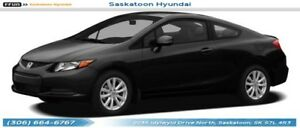 2012 Honda Civic EX PST Paid - Two Sets of Tires - Remote Start