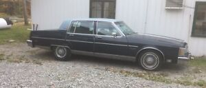 1980 Olds Ninety Eight stored inside for last 21 years! 1 owner