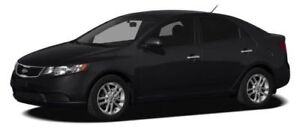 2011 Kia Forte EX Manual, Black, 220K