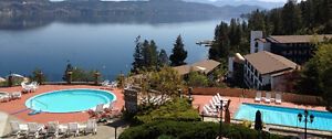 LAKE OKANAGAN RESORT  REDUCED PRICE