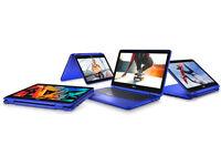 Touchscreen Dell Inspiron 11 3000 Series Laptop 500GB HDD 4GB RAM Intel Core M3 Windows 10
