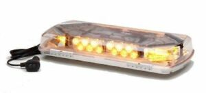 "Whelen Brand 16"" LED Light Bar - Stud Mount /Magnetic"