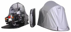 CycleShelter Motorcycle Covers (1-New, 1-Used)