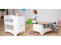 Leander cot / junior bed and Leander junior bed