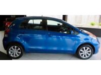 *2011 semi-automatic Toyota Yaris for sale- for repair or parts! *
