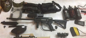 Paintball Bundle with Tippmann A5