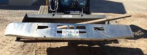 FOR SALE TERRACE GRAVEL TRUCK BUMPER