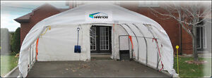 ABRIS D'AUTO HARNOIS MODEL (XR) 18' x 20' x 8'