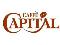 Barista for Claygate Coffee Shop