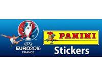 Panini Euro 2016 stickers