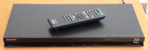 Sony BDP - S370 Blue Ray DVD MP3 USB Player with remote