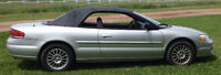 PRICE REDUCED: 2004 Chrysler Sebring Convertible! Lady Driven