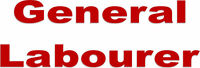 General Labourer – With benefits!