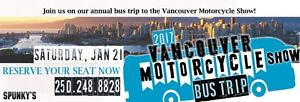 Vancouver Motorcycle Show 01.21.17
