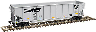 Atlas (HO-Scale) NORFOLK SOUTHERN G-86R TopGon Hopper Car w/ Conspicuity Stripes