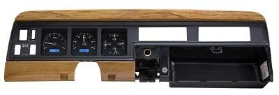 Dakota Digital 86-91 Jeep Wagoneer J-Trucks Analog Gauge System VHX-86J-WAG-K-B