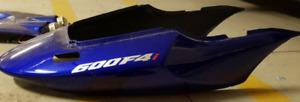 2006 Honda CBR600 F4I rear OEM fairing