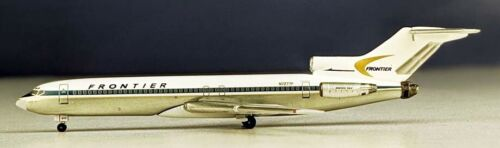 Aeroclassics ACN7277F Frontier Airlines Boeing 727-2 N7277F Diecast 1/400 Model