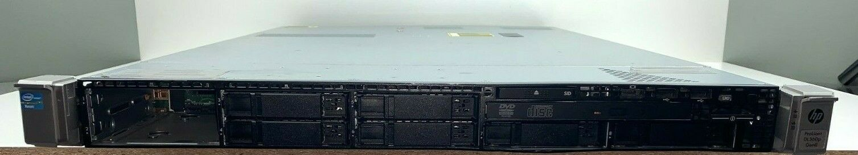 HP ProLiant DL360p G8 Server / 2x E5-2640 2.5GHz = 12 Cores