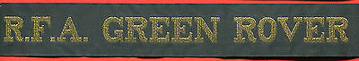 █► Königliche Marine mützenband Royal Navy cap tally hat ribbon 1980 (7)