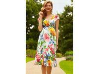 Tiffany Rose - MATERNITY! Alessandra Dress Short (Hawaiian Breeze) - Size 4