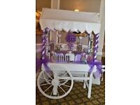 Candy Cart Hire & Optional Decorating Services