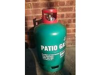 £ 15 - EMPTY Calor Gas 13 kg Propane gas bottle/cylinder patio gas ; BBQ , Camping , Caravan