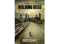 Walking Dead - Complete Dvd Series 1-6